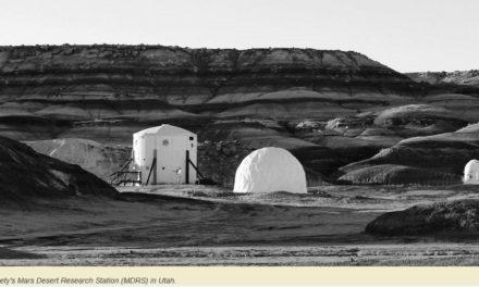 Simulation de vie sur Mars : 6 étudiants et 1 jeune ingénieur ISAE-SUPAERO embarquent