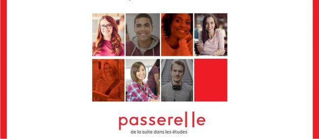 Les inscriptions au concours Passerelle sont ouvertes !
