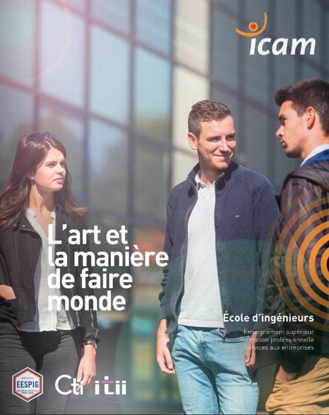 L'Icam lance le « Parcours Ouvert » et recrute de nouveaux profils d'étudiants