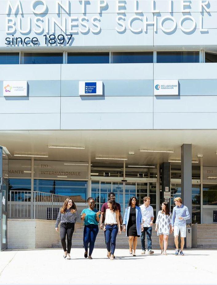 Montpellier Business School : près de 260 millions d'euros d'impact économique sur son territoire