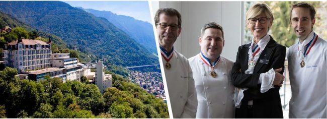 Le Bellevue décroche la note de 15/20 au guide Gault&Millau Suisse 2019