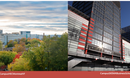 Nouveau Double Diplôme entre SKEMA et HEC Montréal