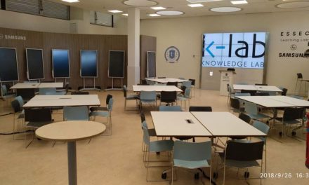 L'ESSEC Business School et Samsung inaugure le nouvel espace modernisé K-Lab by Samsung