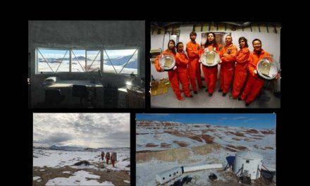 Centrale Lille : mission de simulation des échanges énergétiques de l'habitat sur Mars par un élève ingénieur