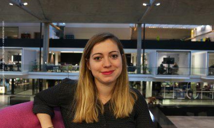 Carole Danancher, jeune diplômée et déjà startuppeuse
