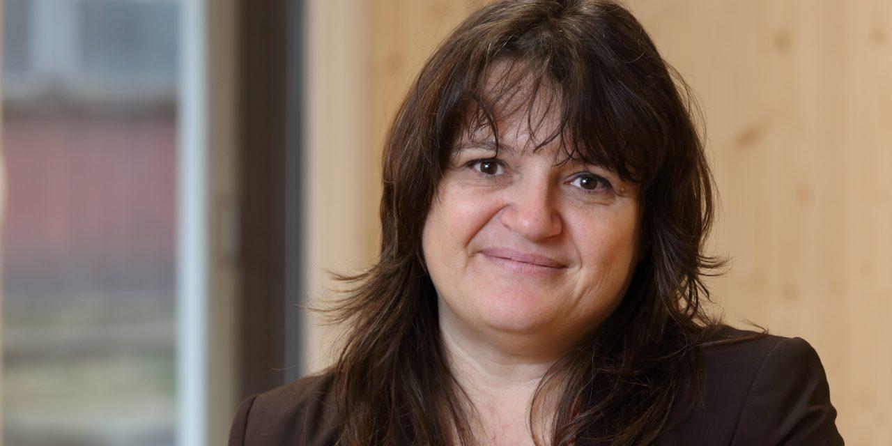 Cathy Veil, enseignante à l'ESPI