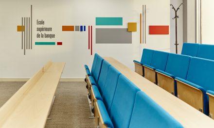 De nouveaux locaux pour le CFPB, l'école supérieure de la banque