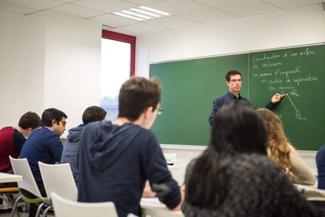 « Plus qu'une réforme, c'est véritablement un nouveau cursus ingénieur que propose Centrale Lille »