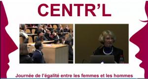 CENTR'L organise la journée de l'géalité à Centrrale Lyon