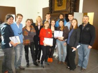 cHeer uP! Rouen Business School remporte la finale inter-école du «Prix Ernst&Young des Meilleures Associations»