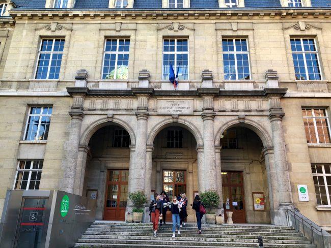 « Pour Chimie ParisTech, les écoles de ParisTech sont des partenaires naturels »