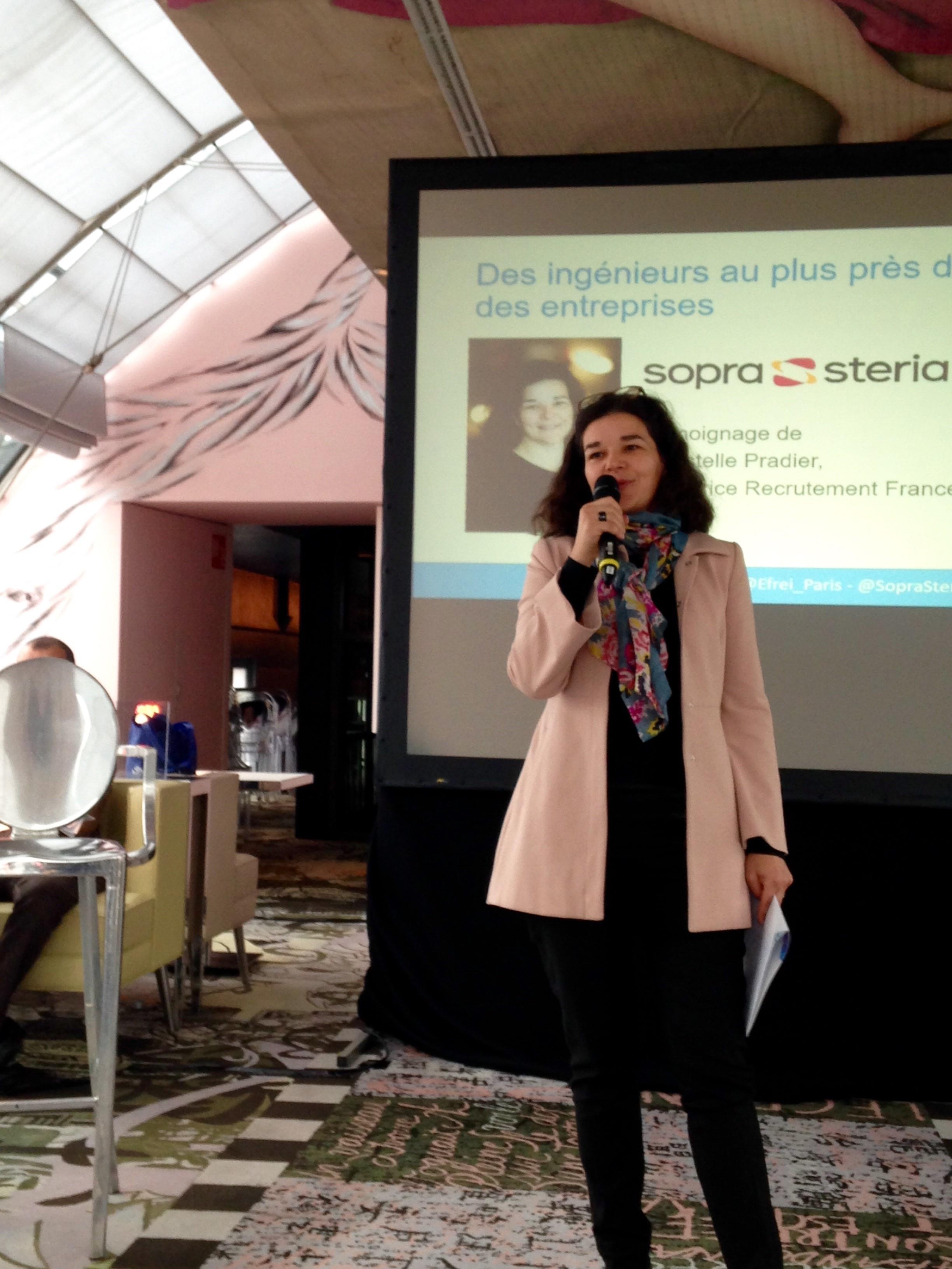 Christelle Pradier Sopra Steria