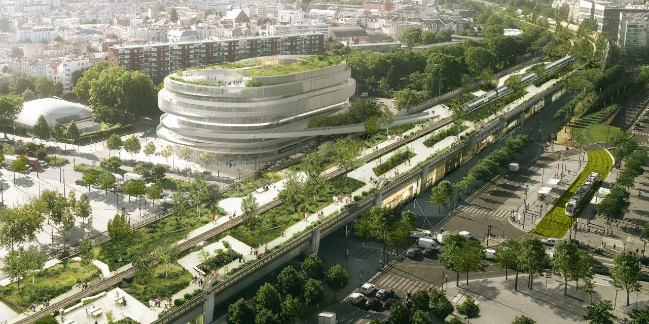 GA Smart Building #WeBuildForLife