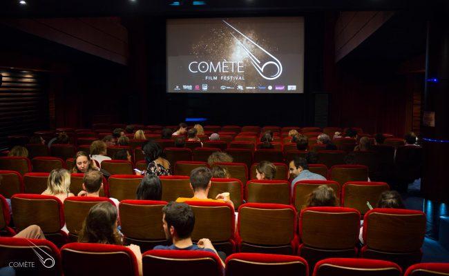 Vous êtes invités au Comète Film Festival !