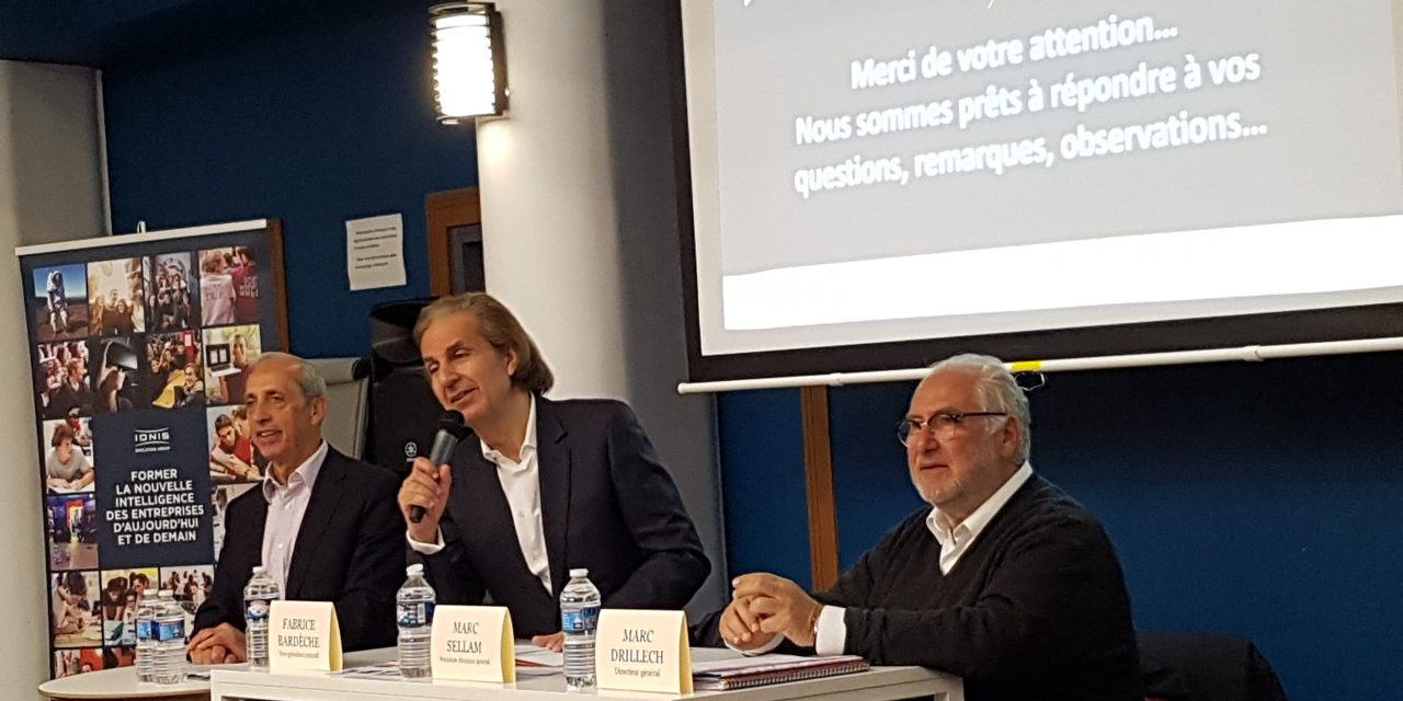 Objectif international pour IONIS Education Group