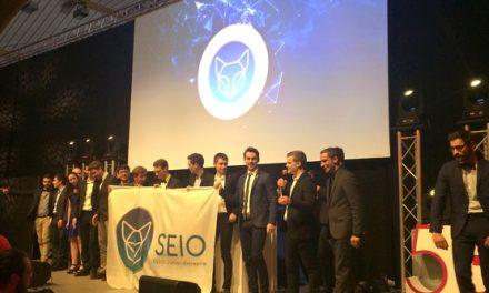 SEIO Junior-Entreprise de l'ESEO remporte le Prix de la Meilleure Étude en Ingénierie