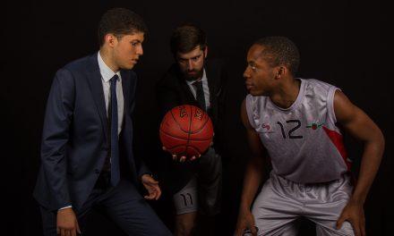 Entretien à trois points : rencontres sur un terrain de basket