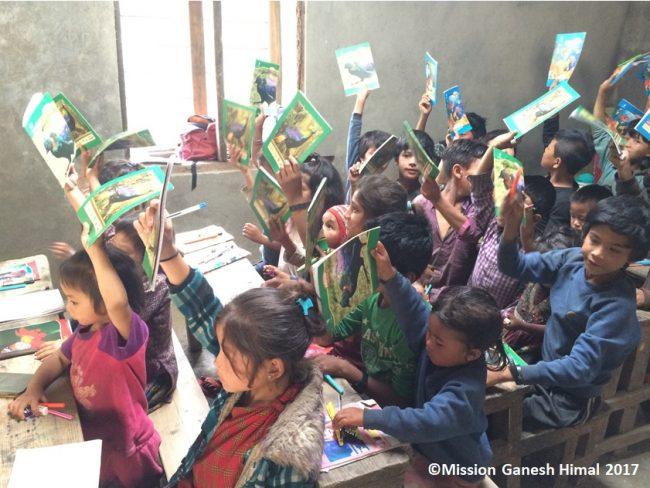 Mission Ganesh Himal : sur la route du développement durable