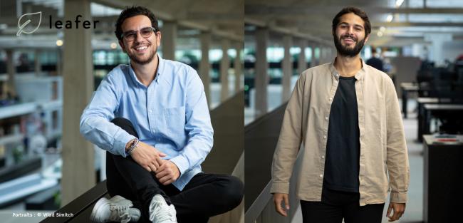 EDHEC Entrepreneurs : Leafer réinvente et simplifie l'expérience d'aménagement des espaces de travail