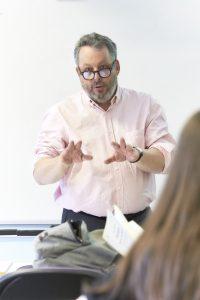 Frédéric Dardel, président de l'Université Paris-Descartes revient sur la création de l'Université de Paris © CPU – Conférence des présidents d'université