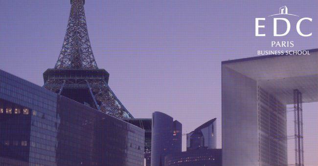 Nouvelle dynamique et nouveau campus pour l'EDC Paris Business School