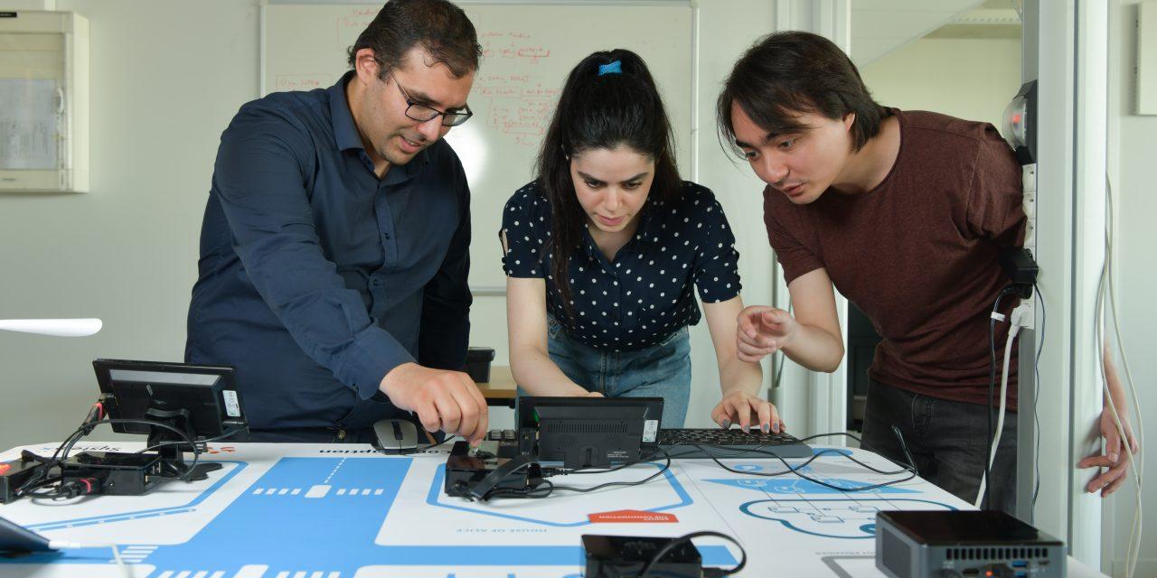 IRT SystemX : au cœur de la R&D des systèmes du futur !