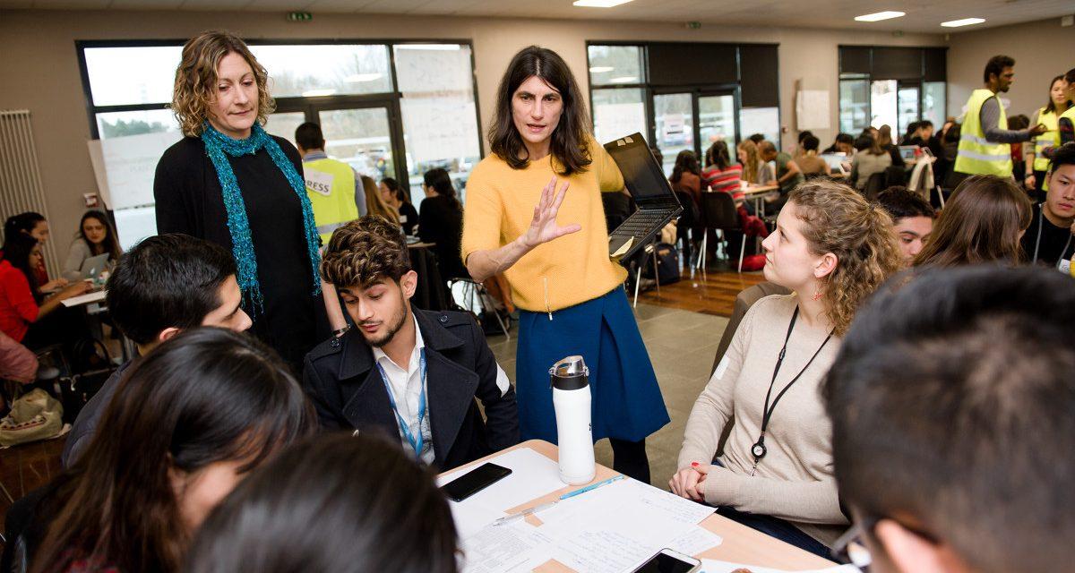 [Dans mon cours] Audencia Business School : un défi pour lutter contre la pollution du plastique