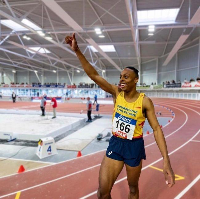 Diego Milla : l'étudiant d'Audencia sprinte vers un avenir sportif