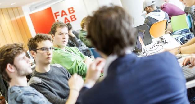 10 projets étudiants du Groupe Léonard de Vinci sélectionnés pour le Siec'lab