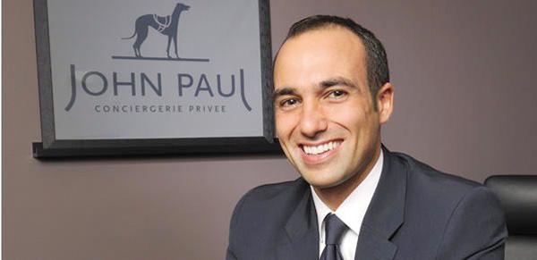 John Paul, facilitateur de vie pour VIP :  quand un diplômé de Supélec se tourne vers le Marketing…