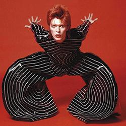 David Bowie en rock star extraterrestre ziggy stardust