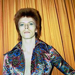 Ziggy Stardust par David Bowie