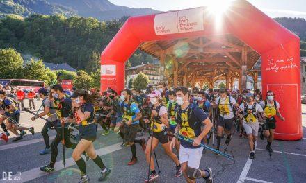 Raid Hannibal d'emlyon : l'association de trail prend l'air