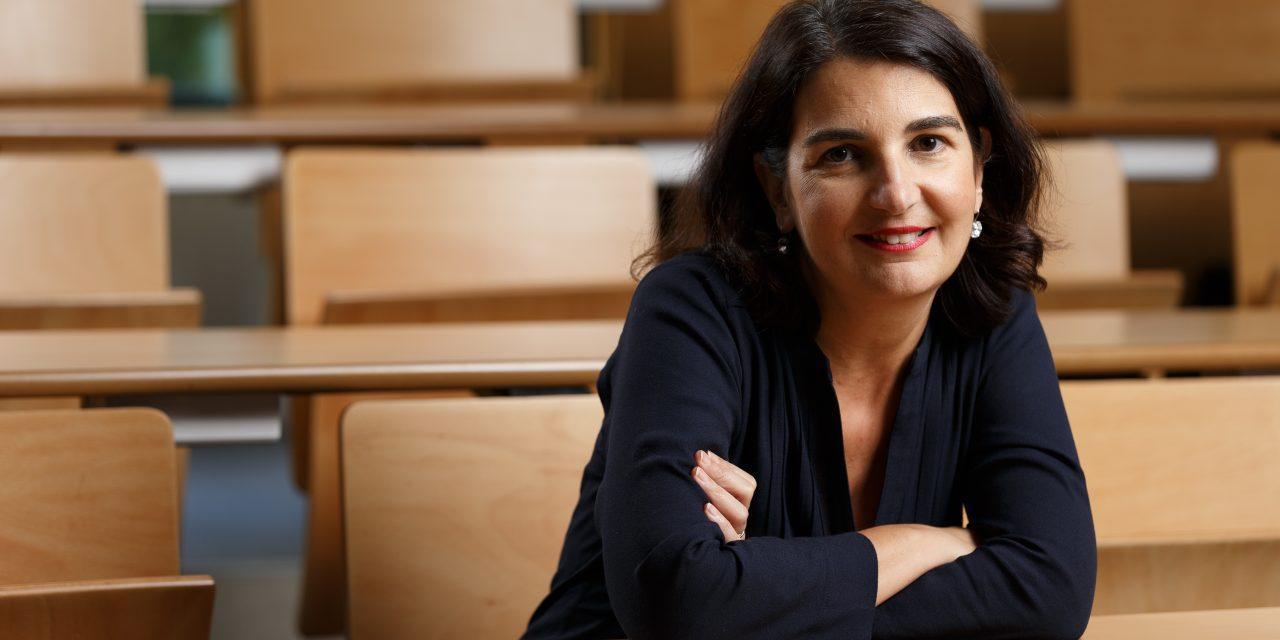 Delphine Manceau engage le déploiement de Neoma Business School