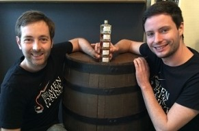 Avec Private Whisky Society, deux entrepreneurs étudiants revisitent la dégustation de whisky