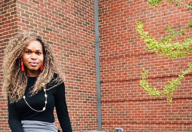 « A partir du moment où j'ai une idée en tête, cela devient une obsession », Djénéba Gory étudiante à Harvard