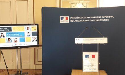 Accompagnement, orientation, réussite, la ministre Vidal affiche ses ambitions pour la rentrée 2017