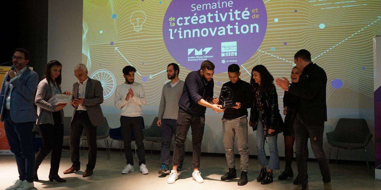 A Institut Mines-Télécom Business School, innovation rime avec créativité