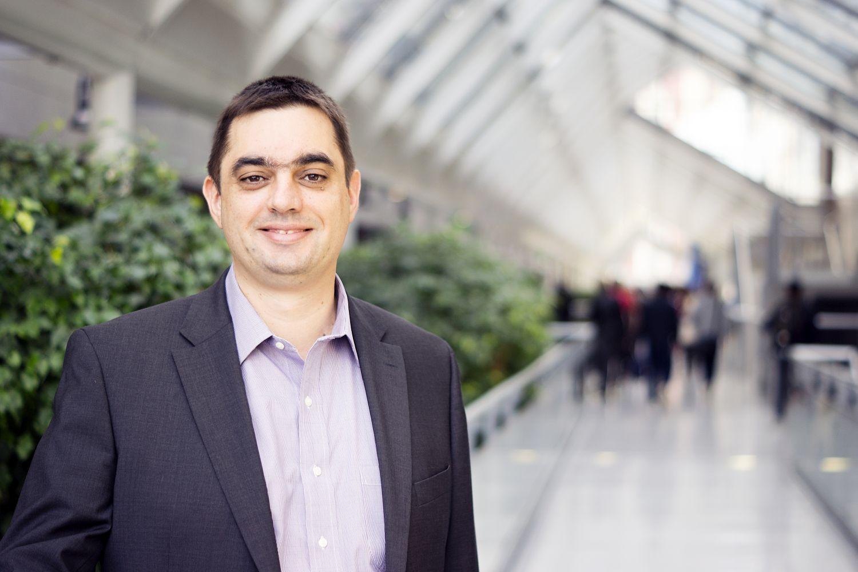 Jérôme Da Rugna, Directeur Adjoint d'ESILV, (c) LetItBe