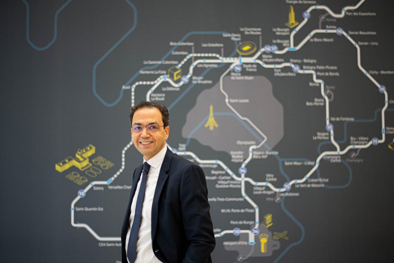 Interview Société du Grand Paris Mohamed Karouia