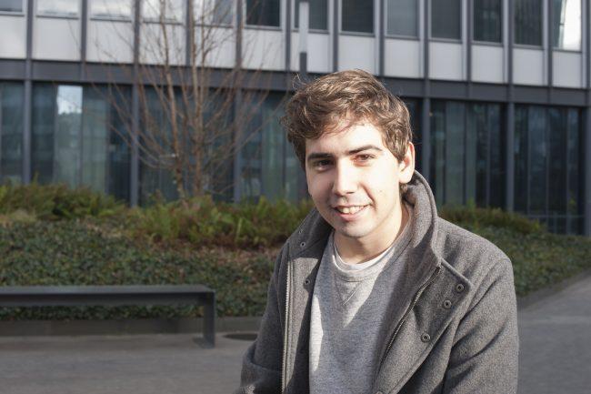 « Je suis très heureux à Sorbonne Université ! »