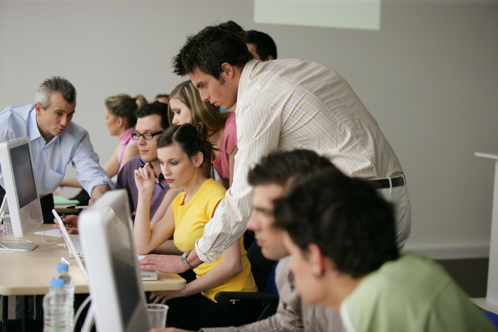 Le e-learning fait son entrée dans le dictionnaire de la langue française