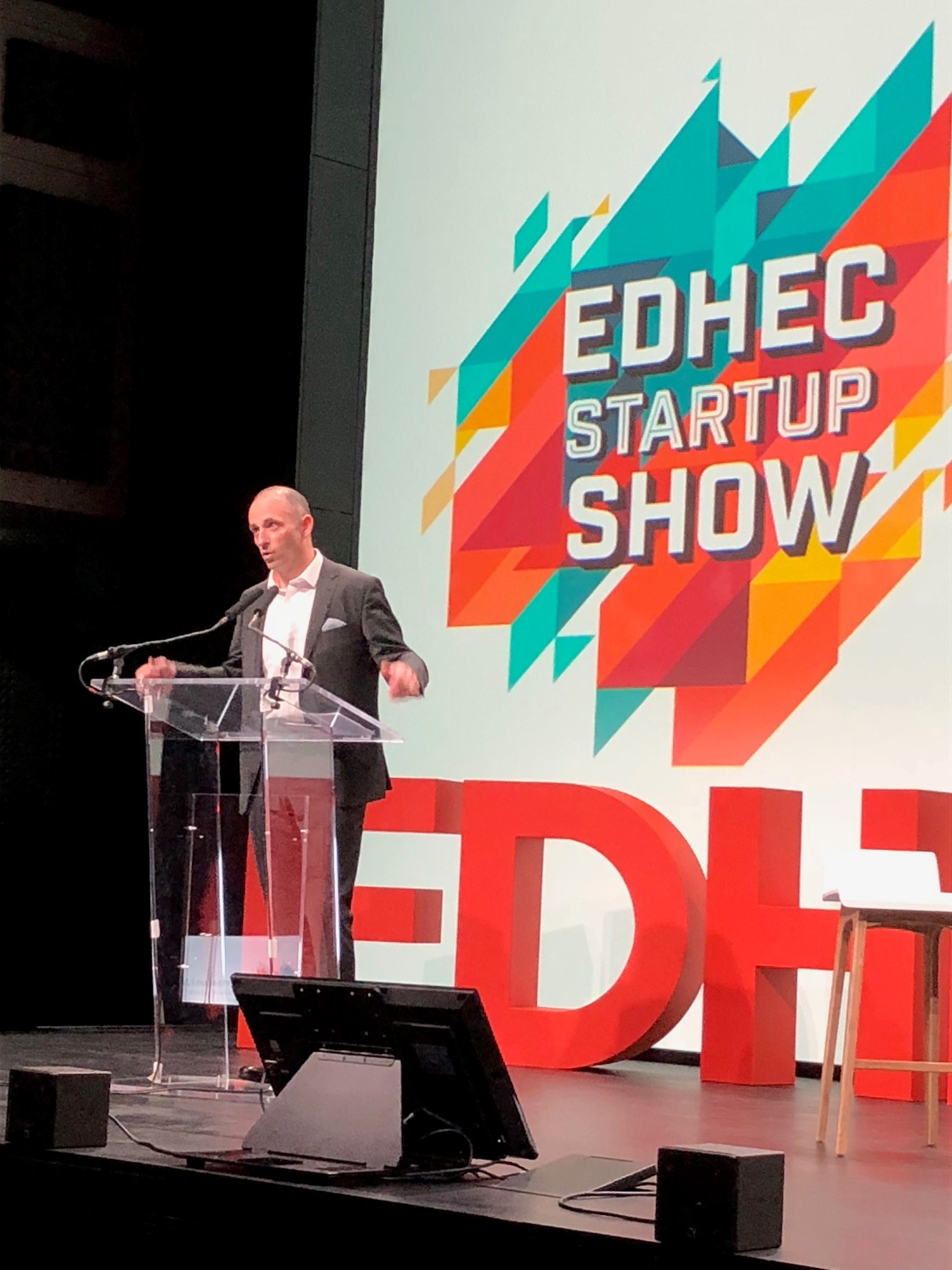 Emmanuel Métais DG de l'EDHEC