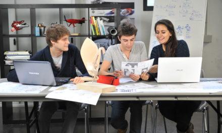 A Strate Ecole de Design, nous formons des héros anonymes !