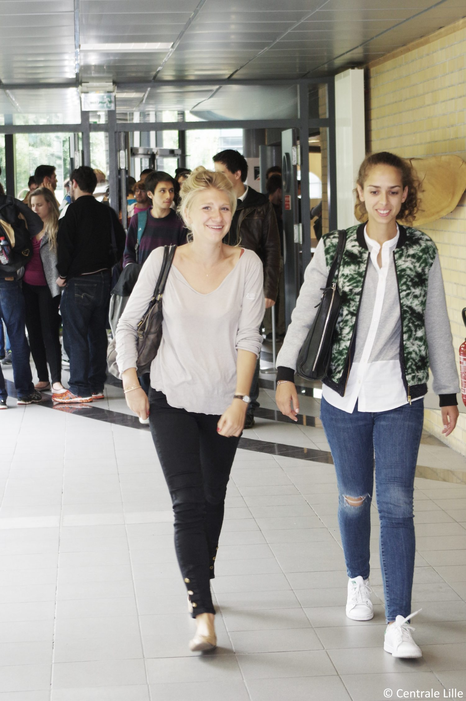 Etudiant Centrale Lille