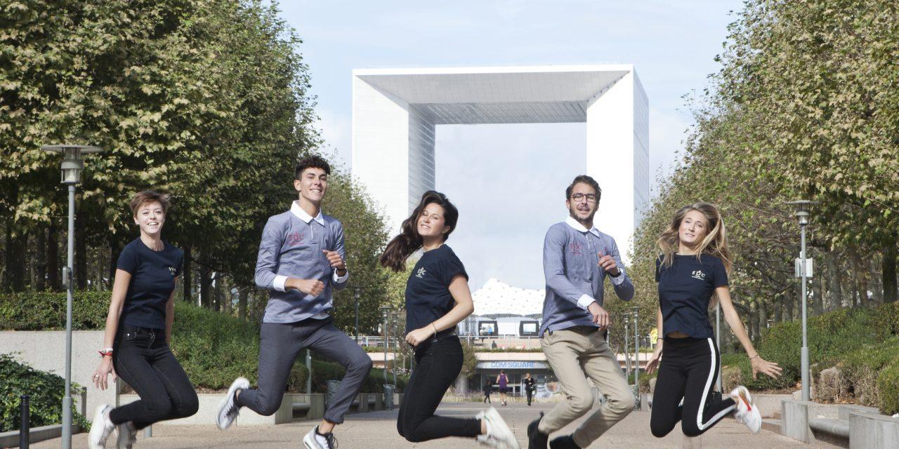 «Proud to be EDC» : EDC Paris Business School met le cap sur 2022