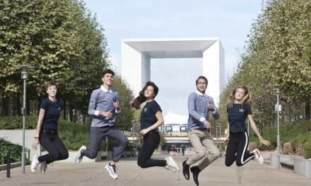 « Mon campus idéal ? Anytime, anywhere, any location »