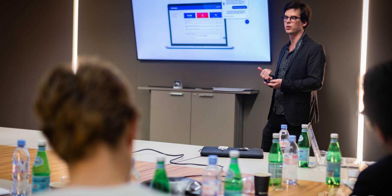 L'incubateur Efrei Entrepreneurs accompagne la création d'entreprises innovantes dans le numérique