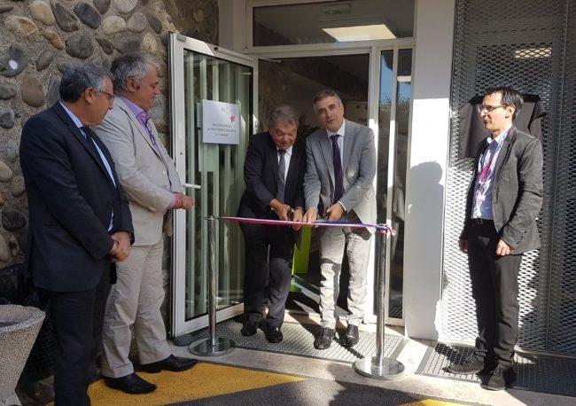 Développement de l'hydrogène-énergie : inauguration de la Plateforme Hydrogène à Toulouse INP