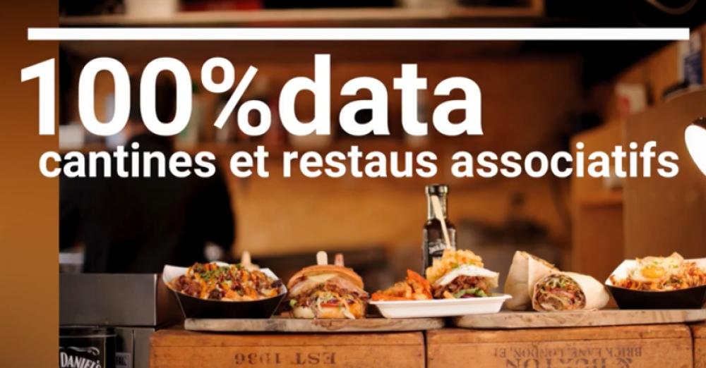 100 % Data restaus